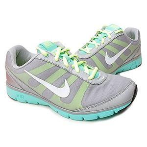 Nike Air Total Core TR Silver Aqua Tropical